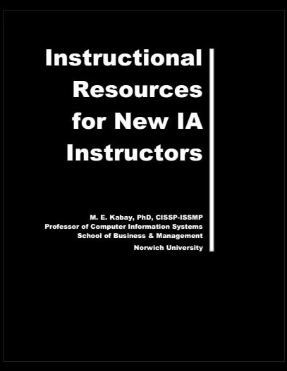 Instructional Resources for New IA Instructors